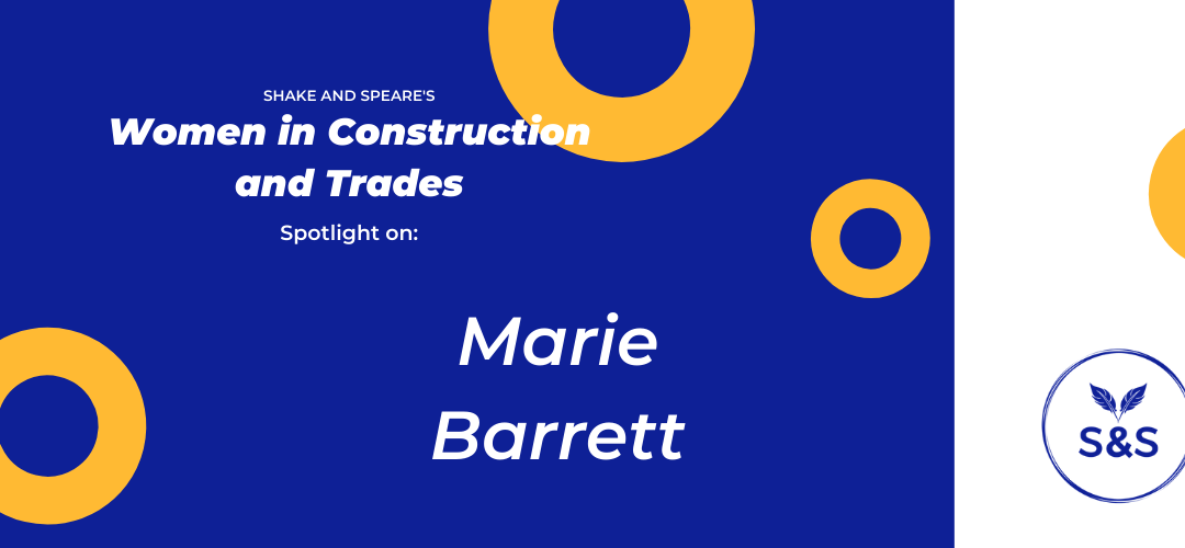Marie Barrett: Women in Construction and Trade