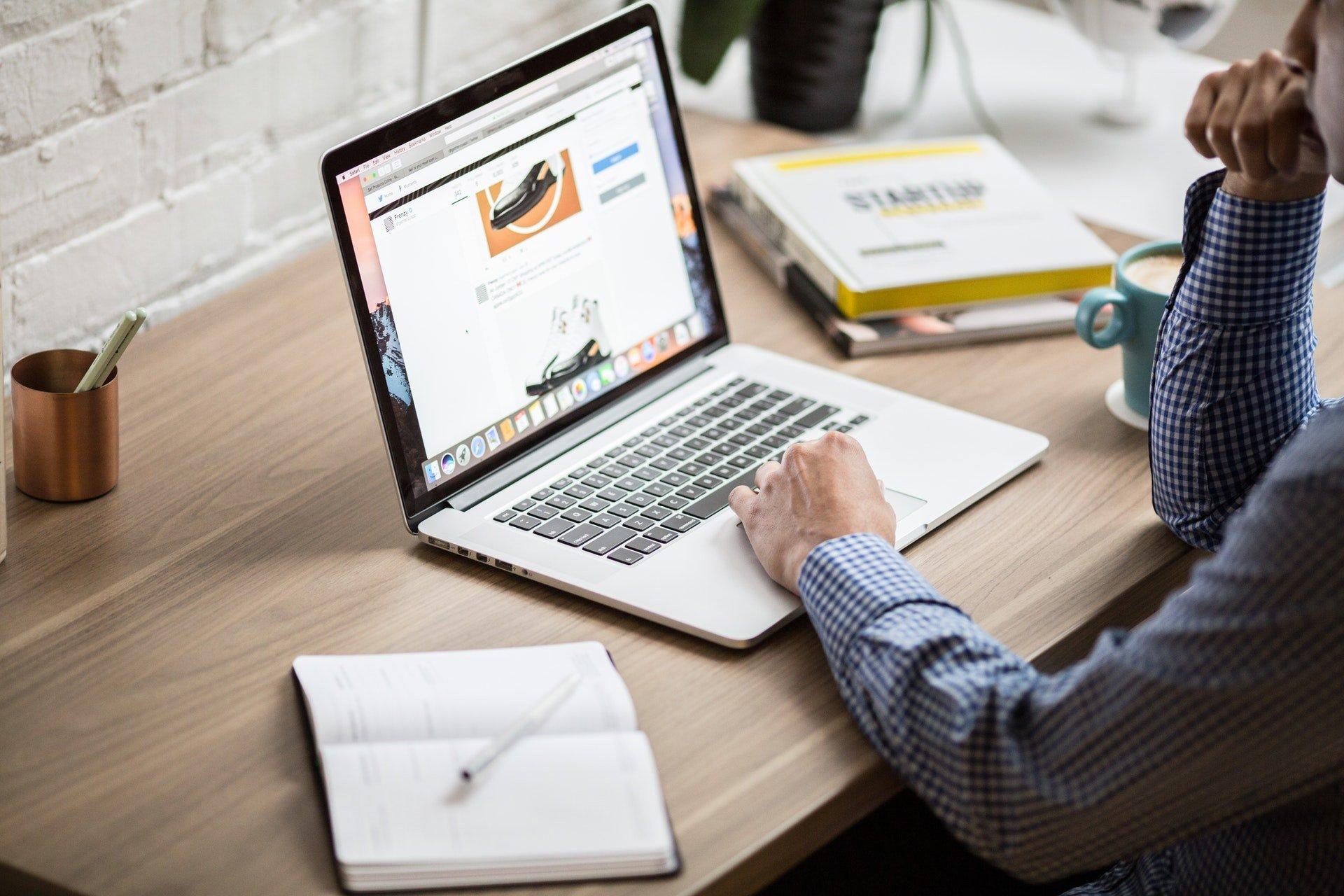 online tradesman portfolio