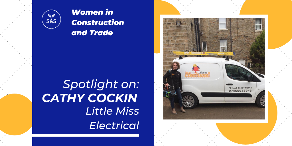 Cathy Cockin: Women in Construction and Trade