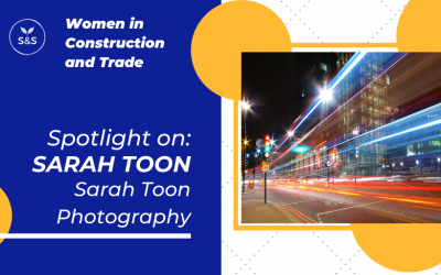 Sarah Toon: Women in Construction and Trade