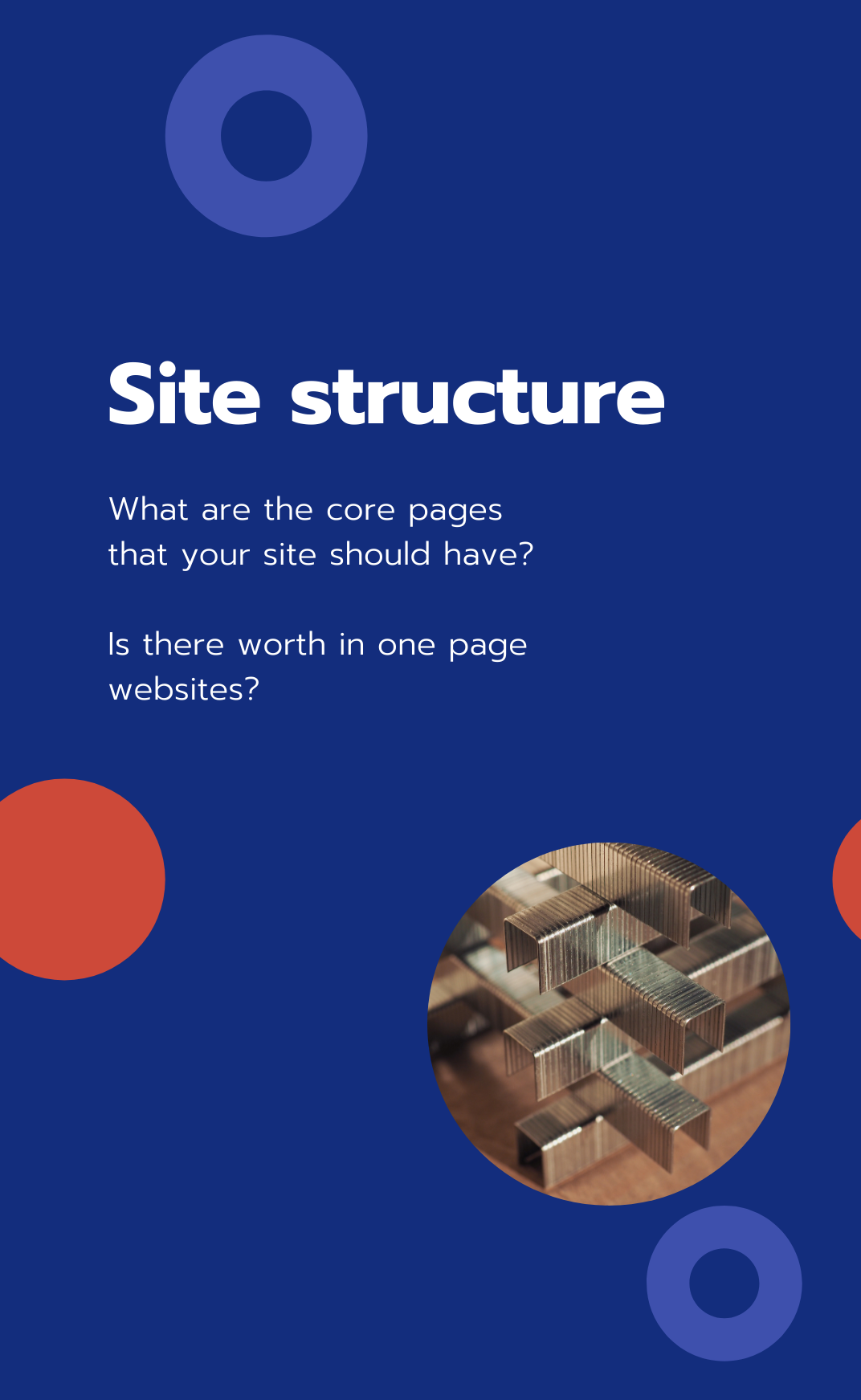 How to make the most of your website