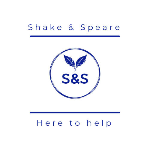 Shake & Speare for article
