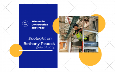 Bethany Peacock: Women in Construction and Trade
