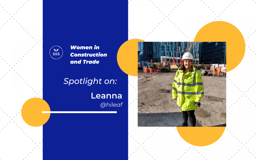 Leanna: Women in Construction and Trade