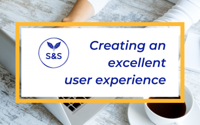 Creating an excellent user experience